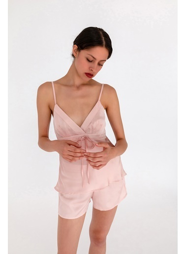 Hays Pijama Üst Pembe